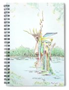 Lakeside Spiral Notebook