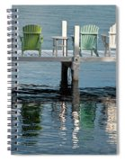 Lakeside Living Spiral Notebook
