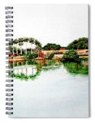 Lakeview Reflections Spiral Notebook