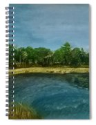 Lakeview Tallahassee Spiral Notebook