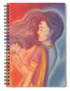 Lakshmi Spiral Notebook
