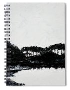 Lal Bagh Lake 3 Spiral Notebook
