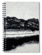 Lal Bagh Lake 4 Spiral Notebook
