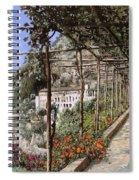 L'albergo Dei Cappuccini-costiera Amalfitana Spiral Notebook