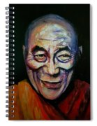 Lama Spiral Notebook