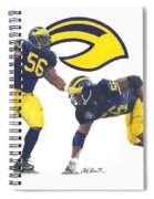 Lamarr Woodley Spiral Notebook