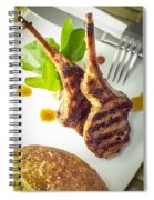 Lamb Chop 4 Spiral Notebook