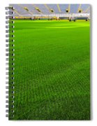 Lambeau Field Hallowed Ground Spiral Notebook