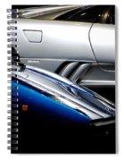 Lamborghini Countach And Lamborghini Diablo Spiral Notebook