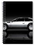 Lamborghini Jarama 1972 Spiral Notebook