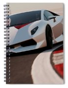 Lamborghini Sesto Elemento - 03 Spiral Notebook