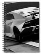 Lamborghini Sesto Elemento - 10 Spiral Notebook