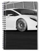 Lamborghini Sesto Elemento - 21 Spiral Notebook
