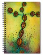 Laminin Spiral Notebook
