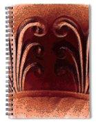 Lamp Spiral Notebook
