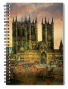 Lancaster Bombers Tour Spiral Notebook