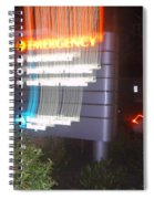 Lancaster Genral Emergency Room Spiral Notebook
