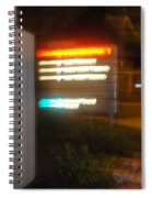 Lancaster Genral Entrance Spiral Notebook