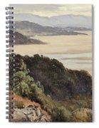 Lancaster Sands Spiral Notebook