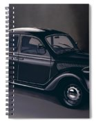 Lancia Ardea 1939 Painting Spiral Notebook