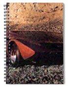 Lancia Stratos Zero Spiral Notebook