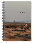 Land, Air, Sea Spiral Notebook