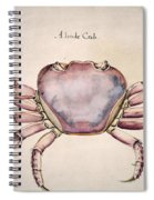 Land Crab Spiral Notebook