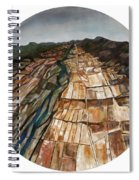Land Of Promise Spiral Notebook