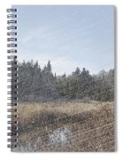 Land Of The 5 Bogs Spiral Notebook