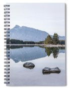Land Of Thousand Lakes Spiral Notebook