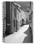 Landaviddy Lane Spiral Notebook