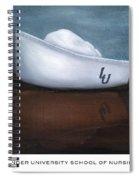 Lander University School Of Nursing Spiral Notebook