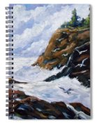 Lands End Spiral Notebook