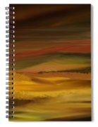 Landscape 022111 Spiral Notebook
