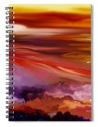 Landscape 022511 Spiral Notebook
