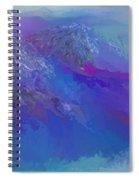 Landscape 030411 Spiral Notebook