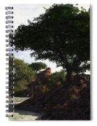Landscape 082510 Spiral Notebook