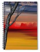 Landscape 090210 Spiral Notebook