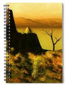 Landscape 111610 Spiral Notebook