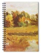 Landscape 1884 Spiral Notebook