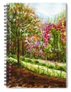 Landscape 2 Spiral Notebook