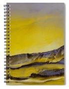 Landscape 4 Spiral Notebook