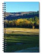 Landscape 6 Spiral Notebook