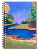Landscape 7 Spiral Notebook
