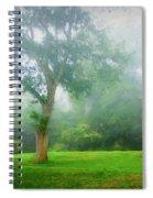 Landscape Beauty Spiral Notebook