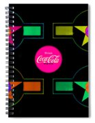 Landscape Candy Spiral Notebook