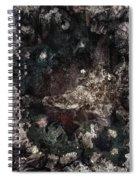Landscape Of The Mind 5 Spiral Notebook
