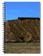Landscape Scenery Valley Of Fire  Spiral Notebook