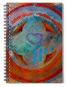 Landscape Seascape Spiral Notebook