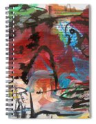Landscape Sketch16 Spiral Notebook